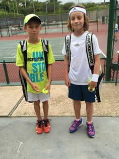 "P@ul D@ndler def. William Schwartzman (2) 7-5, 6-4 in the B10 QFs at the 26th Annual ""War by the Shore"" The Tennis Club Junior Open Tournament (Level 4)"