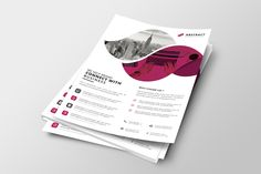 Corporate Flyer on Behance