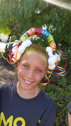 Crazy Hair day VBS …