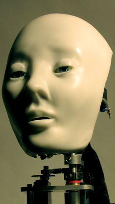 Mecha ToMoMi Robotic Head, The Next Mouse