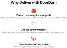 doordash sign up Baking Soda Detox Drink, Delivery Driver Jobs, Newspaper Delivery, Find Pizza, Amazon Delivery, Hours Of Service, Driving Jobs, Short Term Goals, Sign Up Page