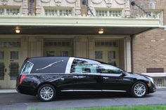✿2013 Cadillac XTS Crown Landaulet Hearse by Armbruster Stageway of Ft. Smith, Arkansas✿