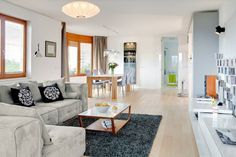 Funkcjonalne mieszkanie na Żoliborzu - Dom
