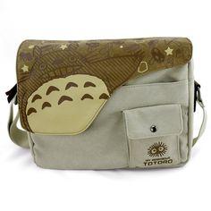 My Neighbor Totoro Anime Messenger Bag Cosplay Unisex Shoulder Bag Style B