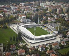 Stadion Ljudski vrt - Maribor