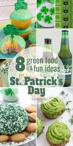 8 Green Food & Fun I