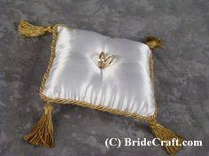 DIY Custom Ring Bearer Pillow DIY Pillowcase DIY Home DIY Decor