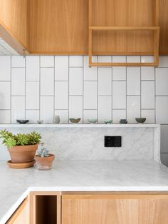 Kitchen details. Rebecca and Aaron had to rebuild and renovate most of the apartment, including the kitchen. Photo – Mindi Cooke. Production – Lucy Feagins / The Design Files