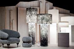 Diesel Pipe Floor Lamp by Foscarini Contemporary Floor Lamps, Modern Floor Lamps, Dj Lighting, Lighting Design, Lighting Ideas, Modern Interior, Interior Design, Lamp Sets, Diesel