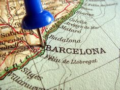 Barcelona: I love it even if I've never been there. I bet you know why... It's because of Luke, you, your mother and Fefa(who doesn't live there, I know, but still). Lol