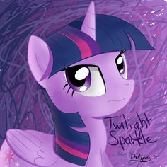 Twilight Sparkle #1 by TheAljavis.deviantart.com on @DeviantArt