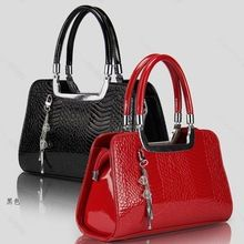 Hot Sale New 2014 Fashion Desigual Brand Crocodile Women Handbag Leather Shoulder Bags Women Messenger Bags Totes  YK80-131(China (Mainland))