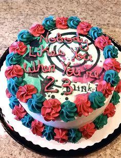 Blink 182 Cake