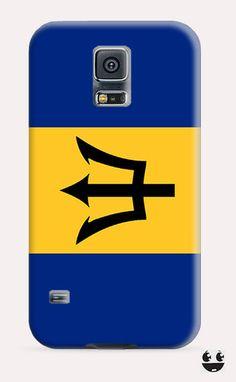 Flag of Barbados Galaxy Samsung S5, Galaxy Samsung S4, Galaxy Samsung S3