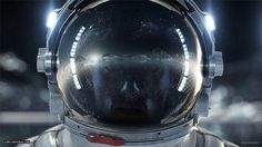 Designspiration: Space Man