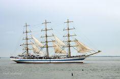 # Sail de Ruyter Vlissingen 2013 # Tallship de MIR