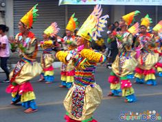Cagayan de Oro Carnival Parade Clash of Festive Acts and Carnival Queens Carnival Parade, National High School, Acting, Activities, Cagayan De Oro, Party