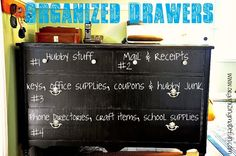 Get your entry organized! Lots of great tips for organizing your own home entry - or drop zone! Entry Organization, Organization Hacks, Organizing Drawers, Organizing Clutter, Organization Station, Organizing Ideas, Cool Office Supplies, School Supplies, Craft Supplies