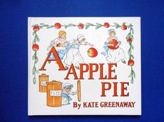 A Apple Pie a Vintage Children's Alphabet by lizandjaybooksnmore