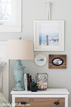 DIY Watercolor wall