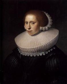 Portrait by Michiel Jansz van Miereveldt c1630