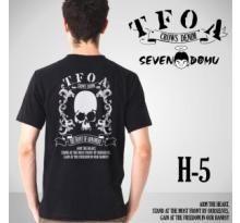 T-Shirt Crows Zero – TFOA – Kode H-5 : Rp.110.000