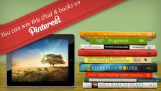 Become a fan of MNN on Pinterest and win an iPad and environmental books! Simply follows us on Pinterest, repin from our back-to-school board and you could win an iPad and green books.