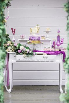 Purple Wedding Theme - 97 best images   Lilac wedding, Purple ...