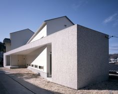 Small House in Nakanohigashi   Japan   A project by: Small house design lab.