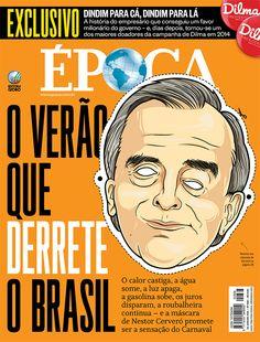 Edição 868 - O verão que derrete o Brasil - http://epoca.globo.com/tempo/noticia/2015/01/o-verao-que-bderrete-o-brasilb.html