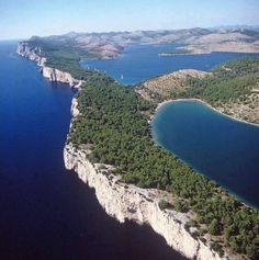 Kornati NP Kroatië