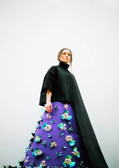 bright young designer av robertson is bringing florals to manchester   read   @i_D