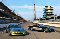 Learn about all 13 Corvette's to pace the Indianapolis 500 at http://imagemotorsports.com/13-isnt-always-an-unlucky-number-13-corvettes-to-pace-the-indianapolis-500/ #imagemotorsports #drivewithimage #chevrolet #corvette #racing #indianapolis500 #indy500