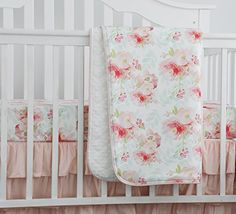 This beautiful bedding is fashioned from the finest high quatity fabric . soft and comfortable for our baby . The set includes: Baby Crib Bumpers, Baby Crib Bedding Sets, Crib Mattress, Nursery Bedding, Crib Sheets, Baby Cribs, Minky Baby Blanket, Baby Girl Blankets, Crib Rail Cover
