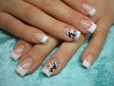 acrylic nail art   ... Acrylic, Nail Art, Stamping, Akzéntz/Gallerie/Diverse Nail Art/blumen