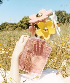 Marc Jacobs Daisys  http://www.thecherryblossomgirl.com