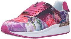 d6fb86f7e315 Ted Baker Women s Phressya 3 Fashion Sneaker