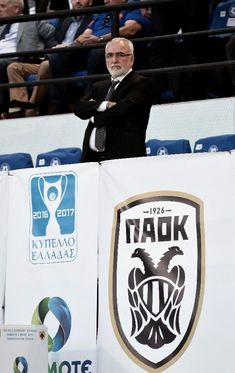 In Greece's Thessaloniki, club owner who invaded pitch is king Greece Thessaloniki, Juventus Logo, Ruin, Pitch, The Man, Club, Future, Future Tense, Ruins