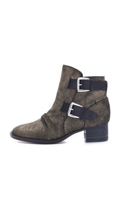 Gawd I think I need these!!!!  Luxury Rebel Shoes Deluyn Booties