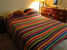 Make one of these for the BIG bed