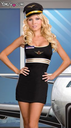Airline dress