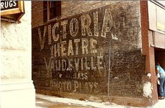 vaudeville Victoria theatre   Recent Photos The Commons Getty Collection Galleries World Map App ...