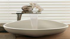 Axor Massaud wash basin and single lever mixer