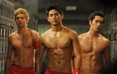 Taecyeon, Chansung,  Nichkhun, Junho, and Wooyoung