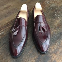 Freccia Bestetti: Tussel loafer in MTO line, for a French customer.