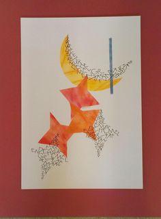 Opdracht VAK 2009. Kalligrafie en ontwerp Marjolein Copius Peereboom