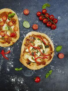 Mini Pizzas with Hidden Veg Sauce | Family Basics | Jamie Oliver