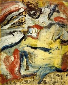 Untitled, 1976, Willem de Kooning