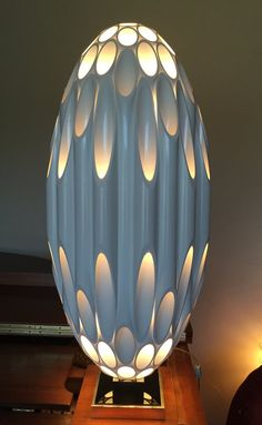 Rougier inspired Lamp This style of light was inspired by LampMod