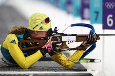 DAY Women's Biathlon Sprint - Hanna Oeberg of Sweden, gold medalist in PyongChang 2010 Celebrity Gossip, Celebrity News, Celebs, Celebrities, Sweden, Skiing, Gold, Biathlon, Ski